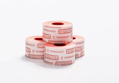 Etiketten Preisauszeichner / Handauszeichner von contact - contact Auszeichnungssysteme