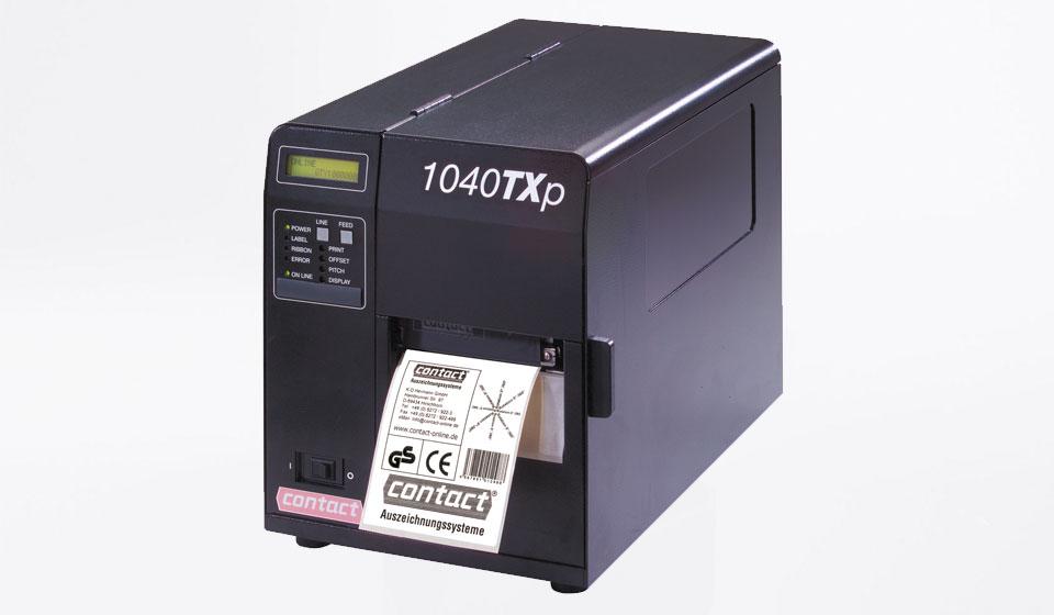 <em>contact</em> 1040TXP - contact Auszeichnungssysteme