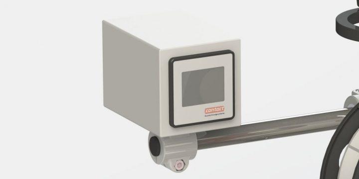 Etikettenspender S-Serie - contact Auszeichnungssysteme