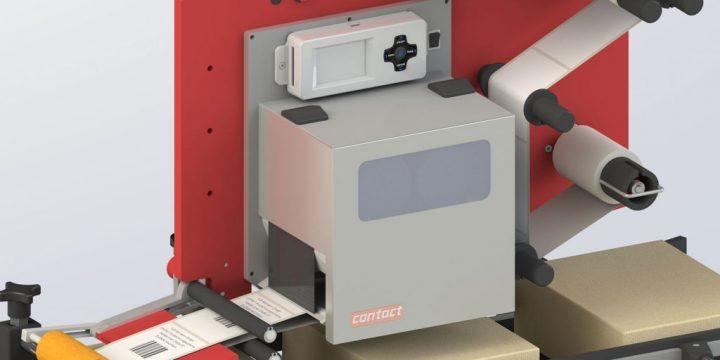 Druck- & Spendeanlage P-Serie - contact Auszeichnungssysteme