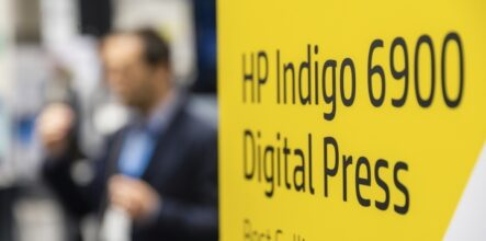 contact investiert in HP Indigo Digitaldruckmaschine