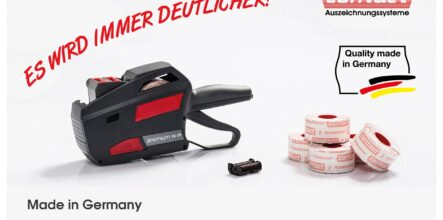 Wir produzieren in Deutschland und Sie profitieren davon